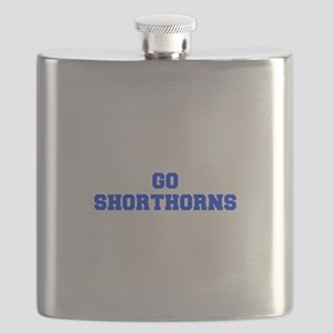 Shorthorns-Fre blue Flask